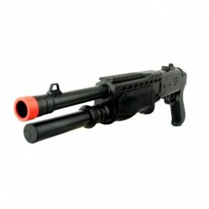 033834 Fusil à bille Cigioki double canon calibre 6 mm avec billes incluses