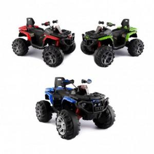 B83562 Quad électrique pour enfant PASSION ATV moto MONSTER MP3 4 amortisseurs