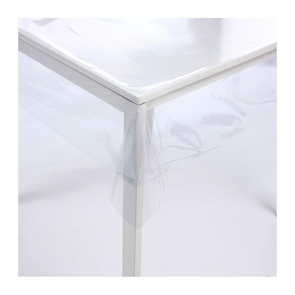 302965 nappe carr e toile cir e en pvc 140 x 140 cm imperm able et tra. Black Bedroom Furniture Sets. Home Design Ideas