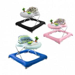 BG-1030 Trotteur bébé NUNU' confortable et sûr hauteur réglable premier pas