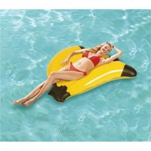 43160 Matelas gonflable Banane 139 x 129 cm Bestway