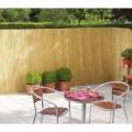 049101 Clôture en bambou pour périmètre 100 x 300 cm