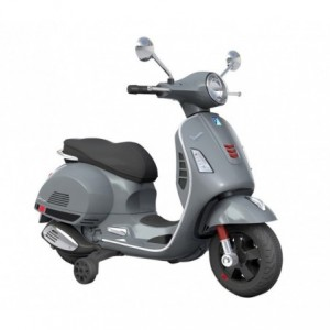 B70592 Moto électrique PIAGGIO pour enfants VESPA GTS