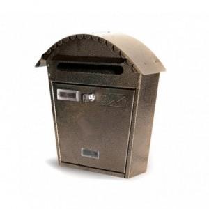Boîte aux lettres  ARTIGIAN FERRO Art. 717  36X13X37 cm