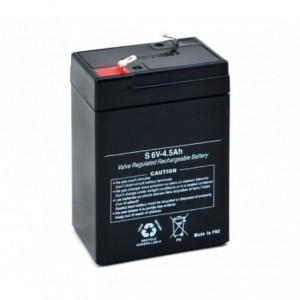 Batterie plomb  6V4.5AH pour voiture et scooter éléctrique  6V 4.5Ah