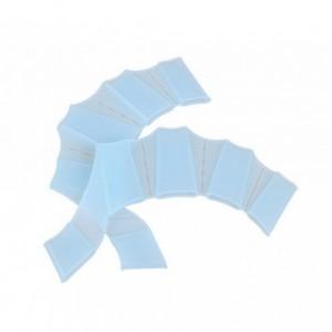Paire de gants en silicone en forme de palmes pour nageur SNORKEL