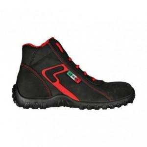 Chaussures de sécurité  hommes LEWER Ligne antidérapante OVERSIZE DP2N S3COOL
