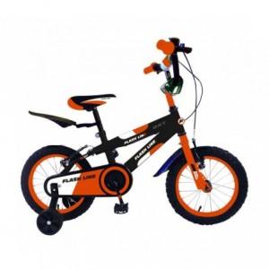 vélo enfant FLASH LINE taille 14 FLA14 pour les enfants de 3 à 6 ans