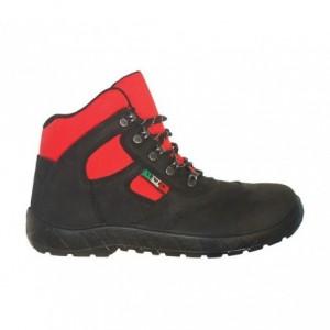 chaussure de sécurité unisex anti-dérapante LEWER CROCE ROSSA1 S3 EVOLUTION 2.