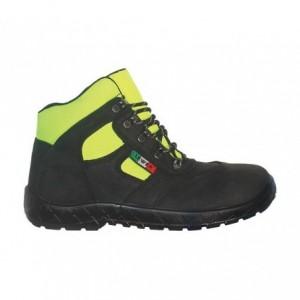 Chaussure de sécurité unisex anti-dérapante PROTECTION CIVILE1 S3 EVOLUTION 2.0