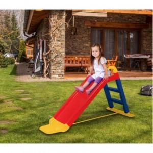402207 Toboggan en plastique pour enfants CIGIOKI 141x60x78cm