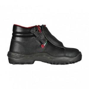 Chaussure de sécurité unisex anti-dérapante LEWER AMALFI 25 S3 EVOLUTION HRO