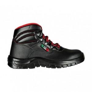 Chaussure de sécurité unisex anti-dérapante LEWER CLASSIC 8040 S1P