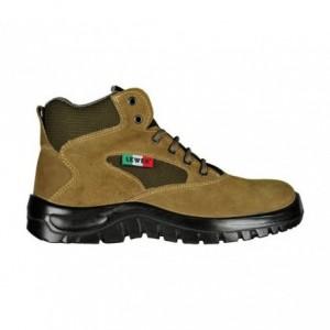 Chaussure de sécurité unisex anti-dérapante LEWER TREKKING 992001 S1P CLASSIC
