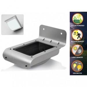 Lampe solaire led ext rieure avec d tecteur de mouvement - Lampe exterieure solaire avec detecteur mouvement ...