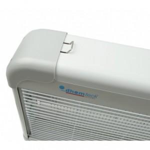 389256 DHOMTECK lampe anti-moustiques et insectes avec 2 LED 3W  UV et chaine