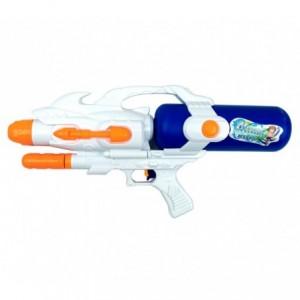 384329 Pistolet à eau Blaster avec réservoir d'eau manuel