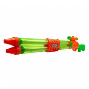 334577 Fusil à eau de sniper LONGSHOT avec double jet WATER BLASTER