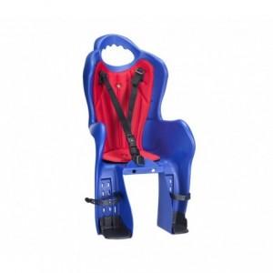 siège enfant pour l'arrière du vélo HTP  Elibas P  avec kit d'accouplement