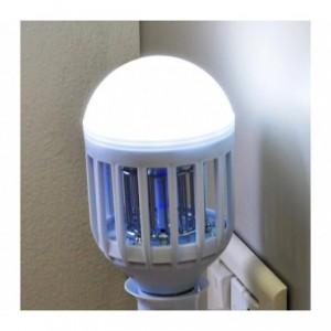 449691 Ampoule anti-moustiques/insectes DHOMTECK 8W LED 2 en E27