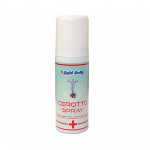 262825 Spray de protection contre les plaies  FIRST AID Gold Dolly 50 ml