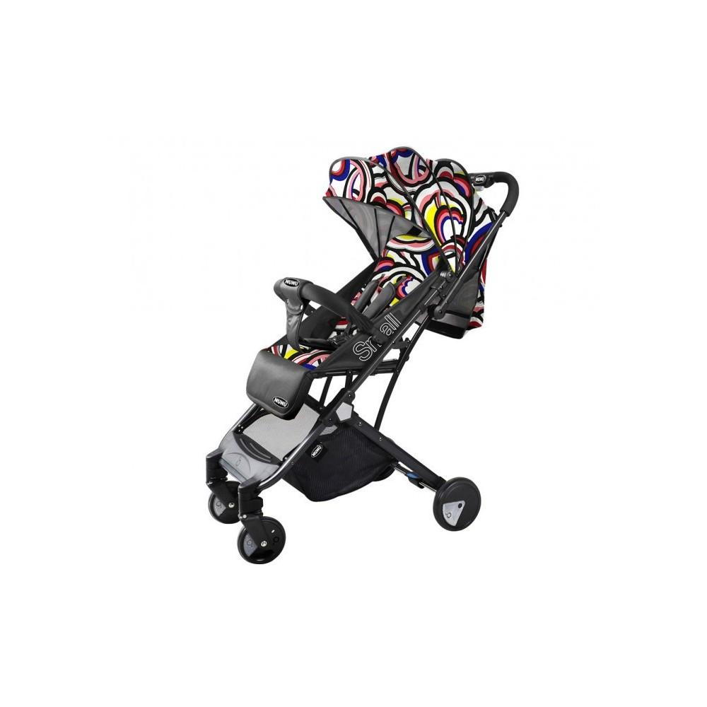 BK-B426-FL  Trolley Poussette pour bébé pliante Economie d'espace  NUNU' SMALL