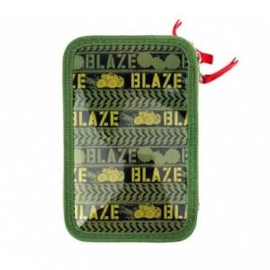 455487 Trousse 3 compartiments  inclue  43pcs  BLAZE 3 Coloré
