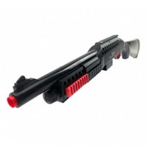 368084 Le fusil à pompe CIGIOKI pour enfants avec lance cartouches et chargeur