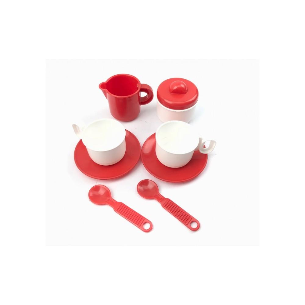 452479 Machine à café pour enfants CIGIOKI avec 9 accessoires réalistes