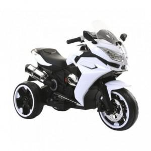 Moto électrique pour enfants 12V avec entrée MP3 et lumières LED