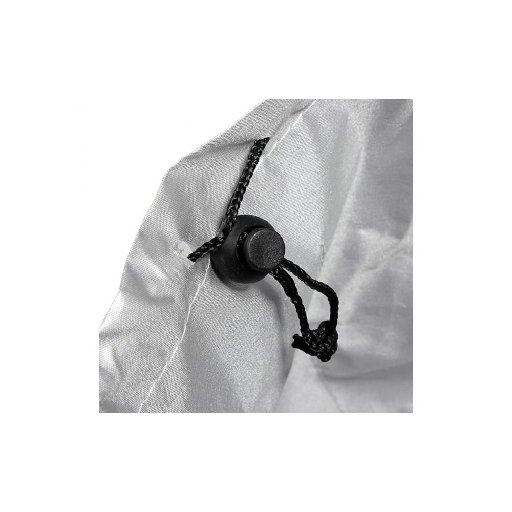 179832  Casque bonnet soufflant ajustable et pliable pour cheveux bouclé
