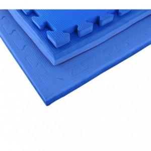 Tapis puzzle EVA 100x 100x2cm adapté aux jeux de sol et de sport