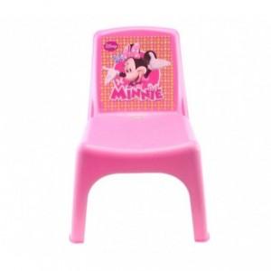 084113 Chaise enfant Bildo en plastique de couleur Mickey Mouse 43x26x24 cm