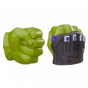 366682 Marvel Hulk RAGNAROK Poings électroniques avec sons préenregistrés HASBRO
