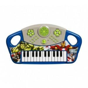 308103 Clavier à 25 touches, sons pré-programmés et batterie éléctronique