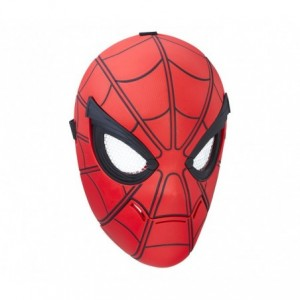 329694 Masque pour enfants Marvel Spiderman deluxe light di Homecoming