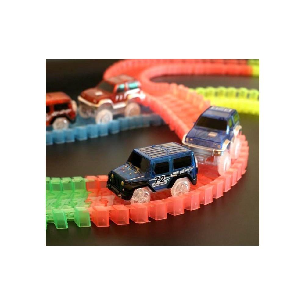 870677  Piste Track Magic Tracks éléments individuels pour circuit