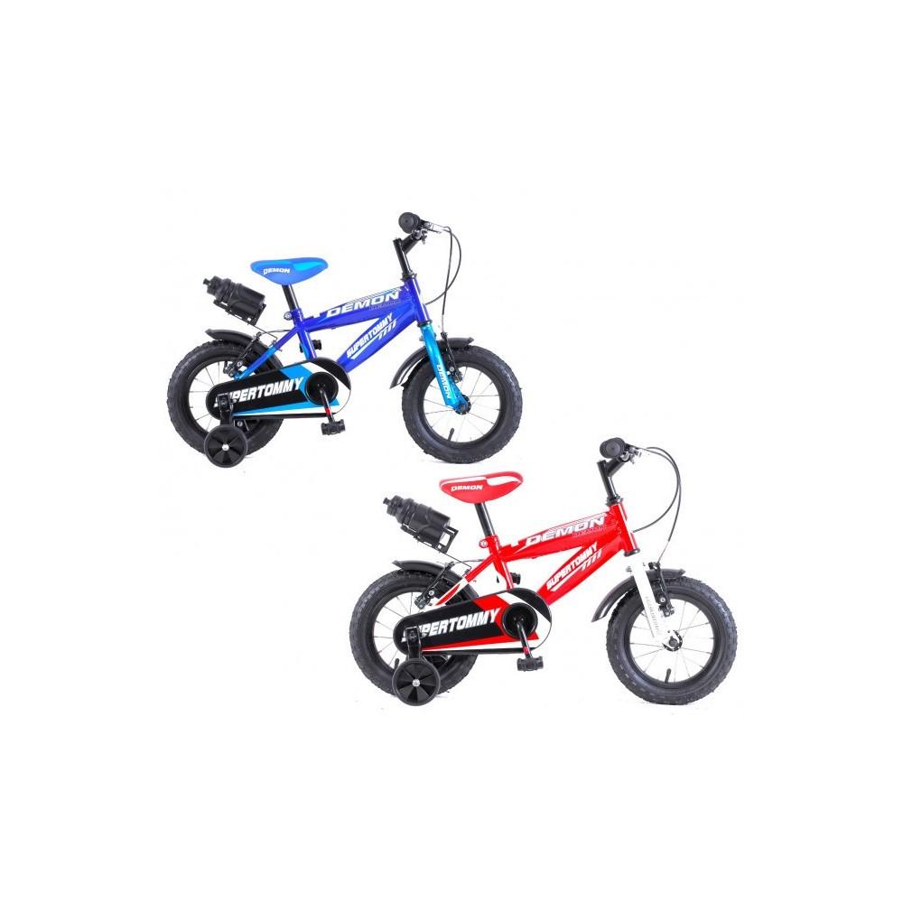 """Vélo enfant DINO BIKES 614-PW taille 14"""" PATROUILLE CANINE 3-6 ans"""