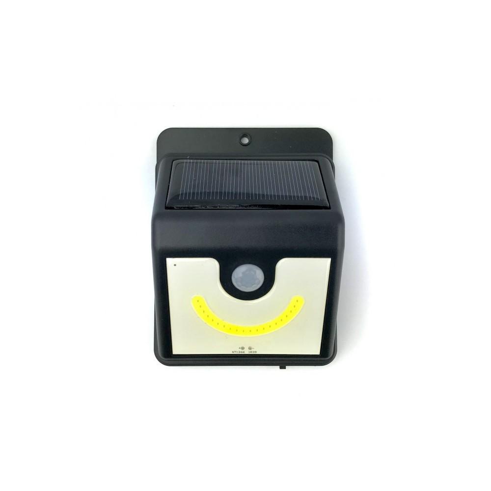 Lampe à énergie solaire 20 LED   SUPER BRIGHT capteur de mouvement et crépuscule