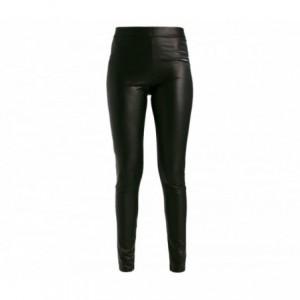 OV3302 Legging thermique pour femme en cuir SEXY WOMAN mod. Yaten felpato