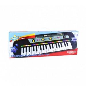 BONTEMPI 122230 - Clavier électronique à 22 touches avec cadran lumineux et son