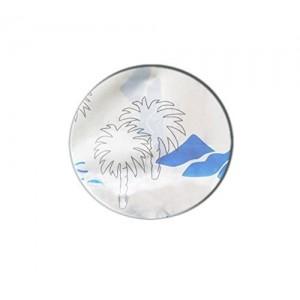 Funda cubierta protectora de plástico anti-manchas para la lavadora medida universal 80 x 60 x 60 cm - WELKHOME