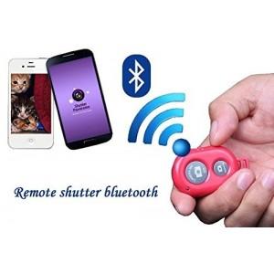Mando a distancia control remoto con Bluetooth para el palo de selfie en forma de llavero