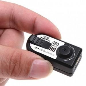 Micro-cámara DV de alta definición de 30 megapíxel con USB Q5 y resolución 720x480