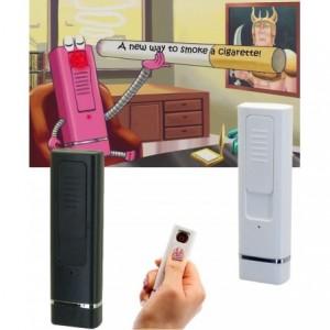 Briquet rechargeable USB - sans gaz et anti-vent incendie