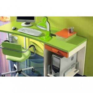 Lámpara de mesa con brazo ajustable y pantalla de aluminio E27 - DHOMTECK