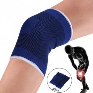 X2 Rodillera para el dolor / lesión AZUL
