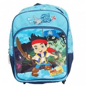 Mochila infantil escolar con motivo de JAKE EL PIRATA 23 x 28 x 10 cm - Disney 4062151