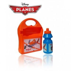 Boite á gouter Planes - avec gourde de 350 ml - DISNEY 553-20255