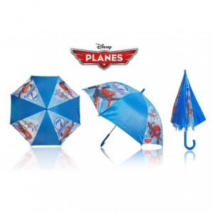 Parapluie Minnie pratique et léger - 65 x 76 cm- ROUGE - Disney 3614